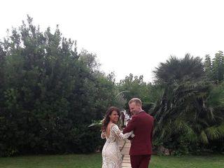 Le nozze di Silvia e Michael 1