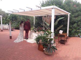 Le nozze di Silvia e Michael