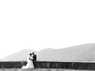 Le nozze di Valentina e Kristofer