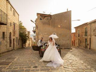 Le nozze di Noemi e Francesco 1