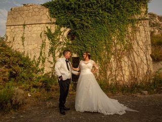 Le nozze di Noemi e Francesco 2