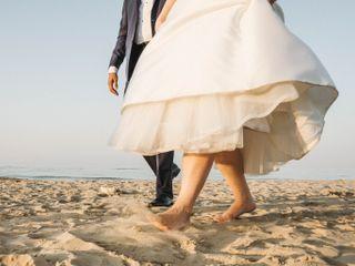 Le nozze di Sally e Aron