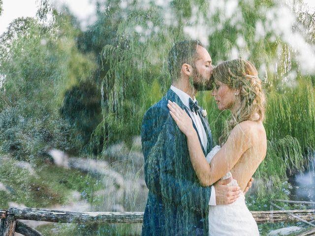 Le nozze di Simona e Angelo