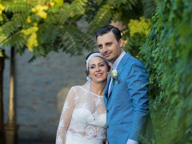 Le nozze di Laura e Gian Maria