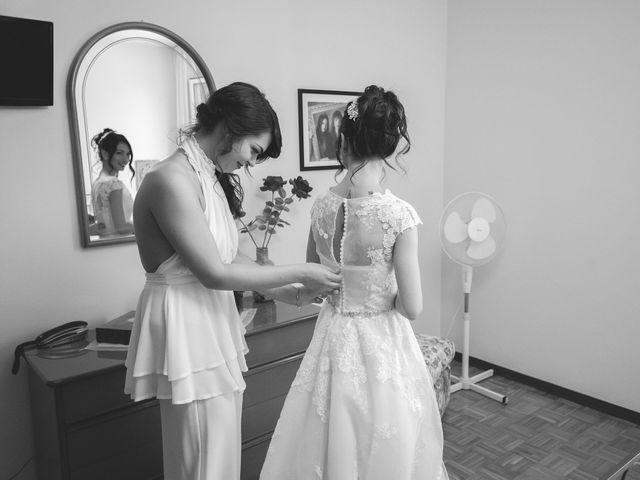 Il matrimonio di Nicola e Vanessa a Recanati, Macerata 8