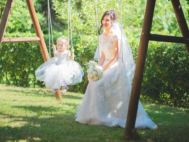 Il matrimonio di Nicola e Vanessa a Recanati, Macerata 28