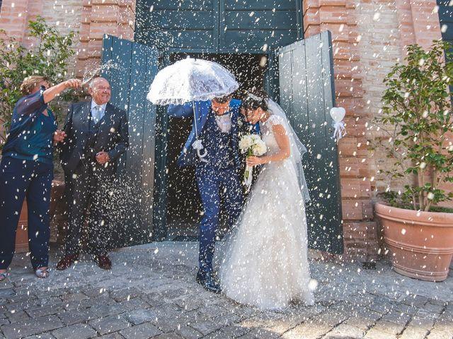 Il matrimonio di Nicola e Vanessa a Recanati, Macerata 77