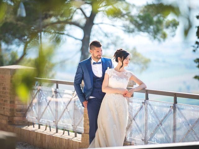 Il matrimonio di Nicola e Vanessa a Recanati, Macerata 83