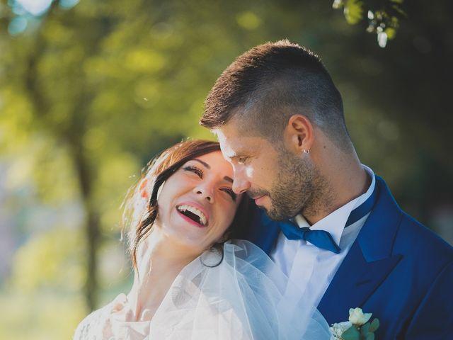Il matrimonio di Nicola e Vanessa a Recanati, Macerata 87