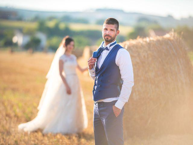Il matrimonio di Nicola e Vanessa a Recanati, Macerata 101