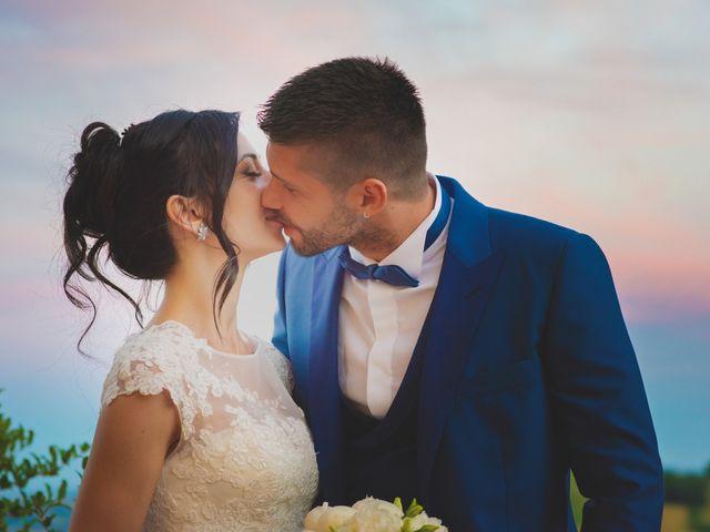 Il matrimonio di Nicola e Vanessa a Recanati, Macerata 104