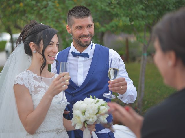 Il matrimonio di Nicola e Vanessa a Recanati, Macerata 105