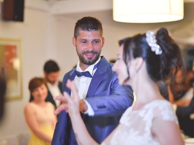 Il matrimonio di Nicola e Vanessa a Recanati, Macerata 109