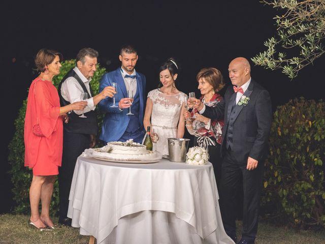 Il matrimonio di Nicola e Vanessa a Recanati, Macerata 114