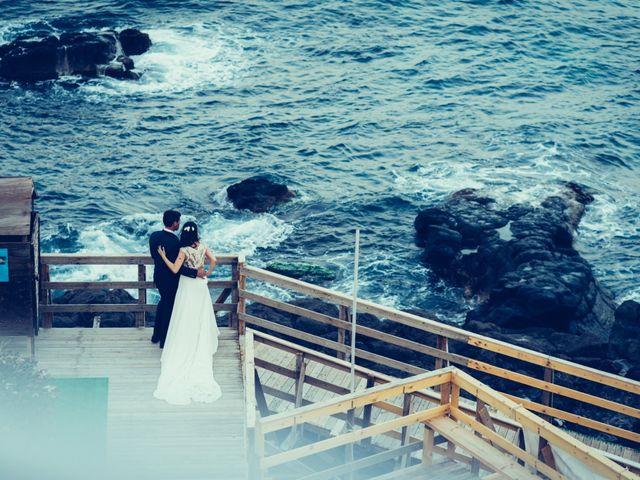 Il matrimonio di Giuseppe e Martina a Acireale, Catania 1