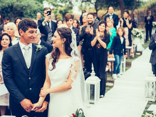 Il matrimonio di Giuseppe e Martina a Acireale, Catania 28