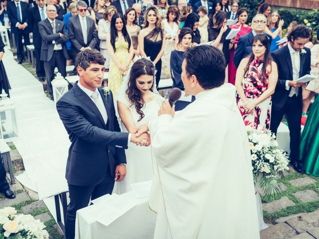 Il matrimonio di Giuseppe e Martina a Acireale, Catania 31