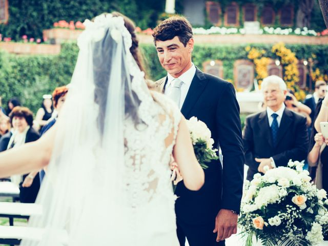 Il matrimonio di Giuseppe e Martina a Acireale, Catania 38