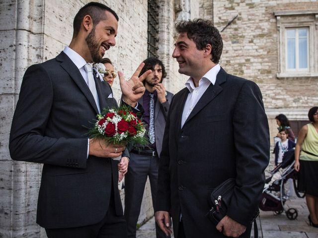 Il matrimonio di Marco e Camilla a Perugia, Perugia 10
