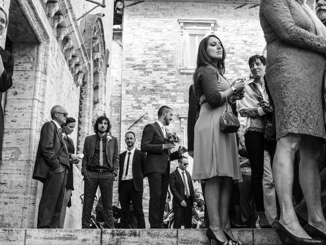 Il matrimonio di Marco e Camilla a Perugia, Perugia 11