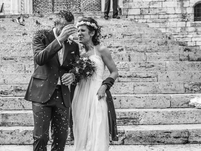 Il matrimonio di Marco e Camilla a Perugia, Perugia 19