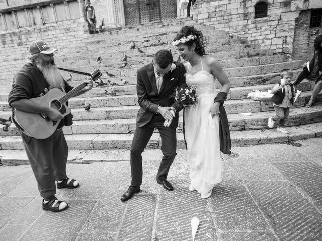 Il matrimonio di Marco e Camilla a Perugia, Perugia 22