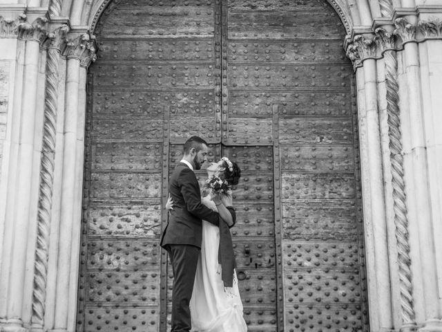 Il matrimonio di Marco e Camilla a Perugia, Perugia 23