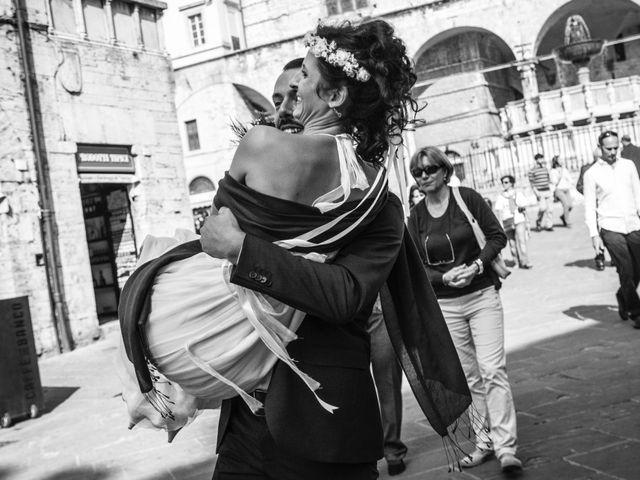 Il matrimonio di Marco e Camilla a Perugia, Perugia 27