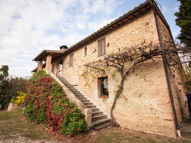 Il matrimonio di Marco e Camilla a Perugia, Perugia 41