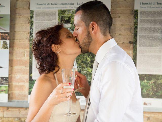 Il matrimonio di Marco e Camilla a Perugia, Perugia 51