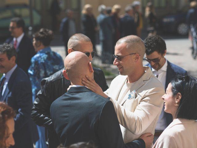 Il matrimonio di Damiano e Valentina a Livorno, Livorno 19