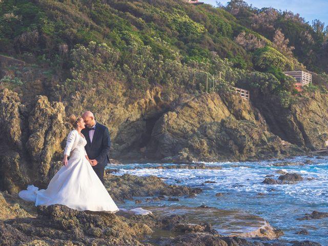 Il matrimonio di Damiano e Valentina a Livorno, Livorno 43