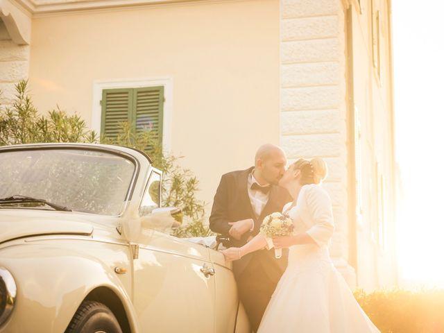 Il matrimonio di Damiano e Valentina a Livorno, Livorno 47