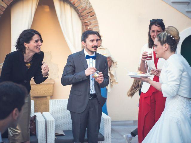 Il matrimonio di Damiano e Valentina a Livorno, Livorno 51