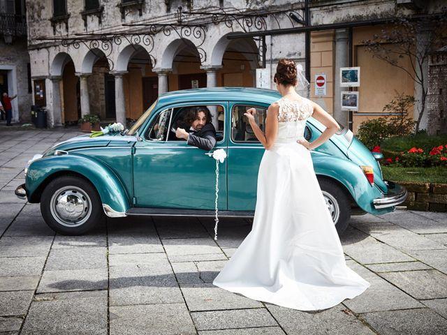 Le nozze di Rossella e Emanuele