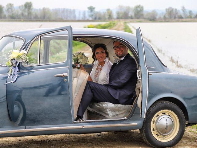 Il matrimonio di Marco e Noemi a Castiglione Torinese, Torino 33