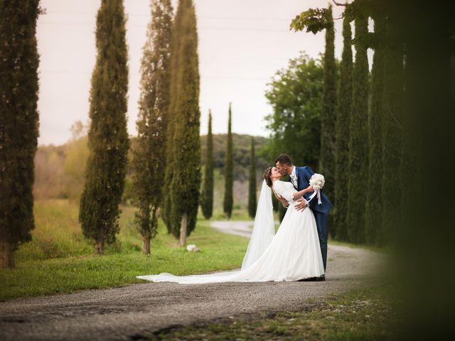 Le nozze di Alessia e Lorenzo