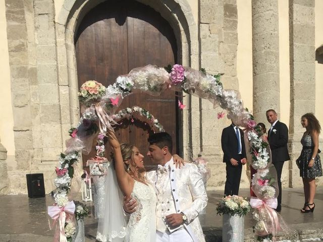 Il matrimonio di Ivan  e Leandra  a San Cataldo, Caltanissetta 28