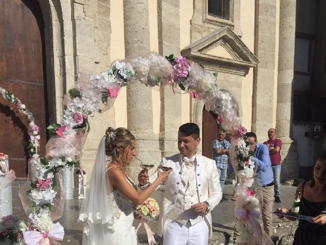 Il matrimonio di Ivan  e Leandra  a San Cataldo, Caltanissetta 41