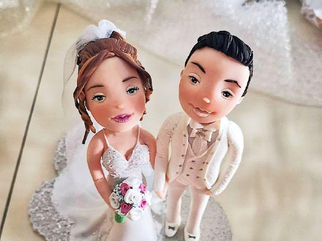 Il matrimonio di Ivan  e Leandra  a San Cataldo, Caltanissetta 79