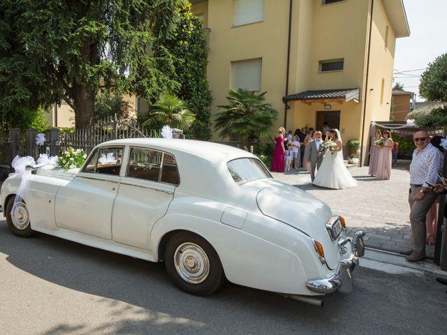 Il matrimonio di Nicholas e Chiara a Vignola, Modena 46