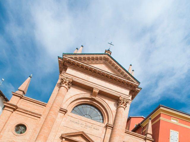 Il matrimonio di Nicholas e Chiara a Vignola, Modena 47
