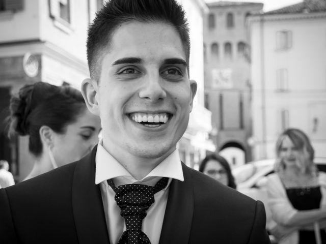 Il matrimonio di Nicholas e Chiara a Vignola, Modena 48