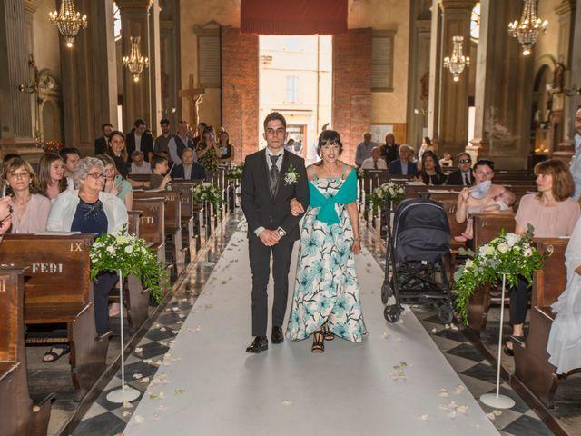 Il matrimonio di Nicholas e Chiara a Vignola, Modena 50