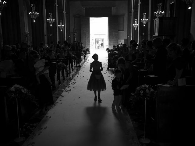 Il matrimonio di Nicholas e Chiara a Vignola, Modena 51
