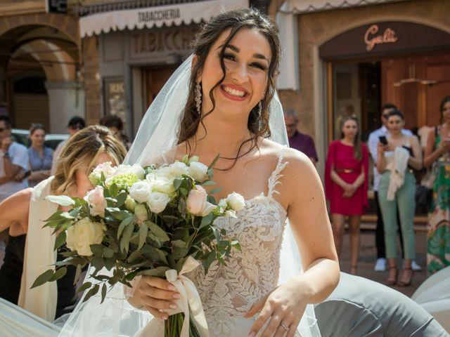 Il matrimonio di Nicholas e Chiara a Vignola, Modena 52