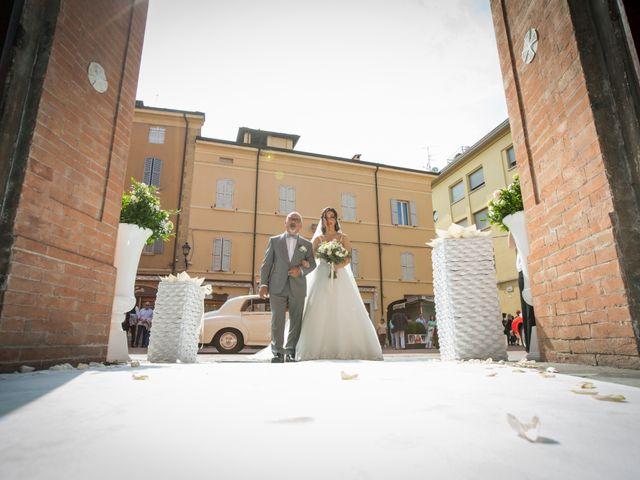 Il matrimonio di Nicholas e Chiara a Vignola, Modena 53