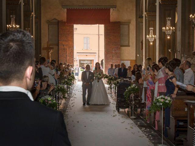 Il matrimonio di Nicholas e Chiara a Vignola, Modena 54