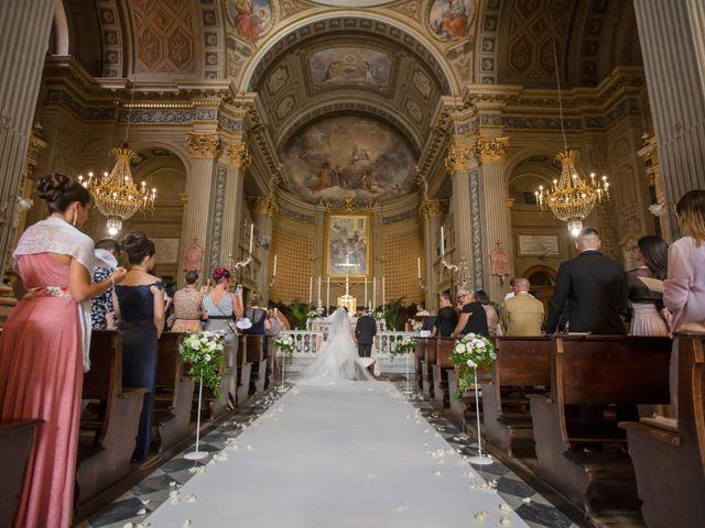 Il matrimonio di Nicholas e Chiara a Vignola, Modena 55