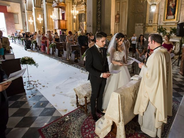 Il matrimonio di Nicholas e Chiara a Vignola, Modena 56